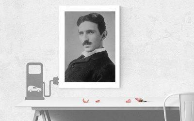Tesla en kapitaalwerving voor Esthecin