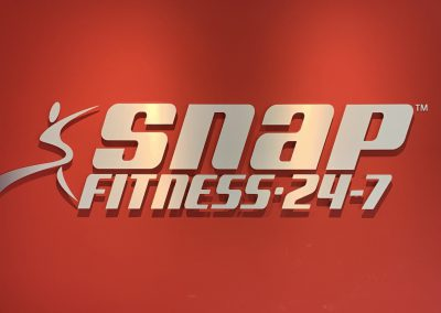 SNAP Fitness wall image 16.9